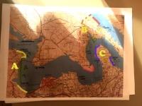 Карта зон